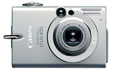 CANON Digital IXUS 400