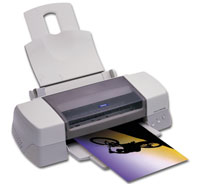 EPSON Stylus Photo 1290 Silver
